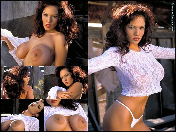 Kristi Curiali in Beautiful Bosoms at Foxes.com
