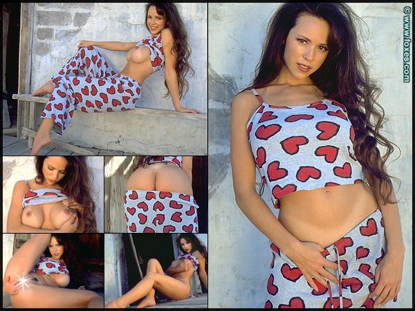 Lorissa McComas in No Pajamas at Foxes.com
