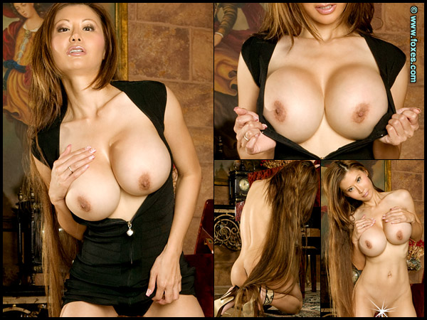 Lena Li in Goddess of Lust at Foxes.com